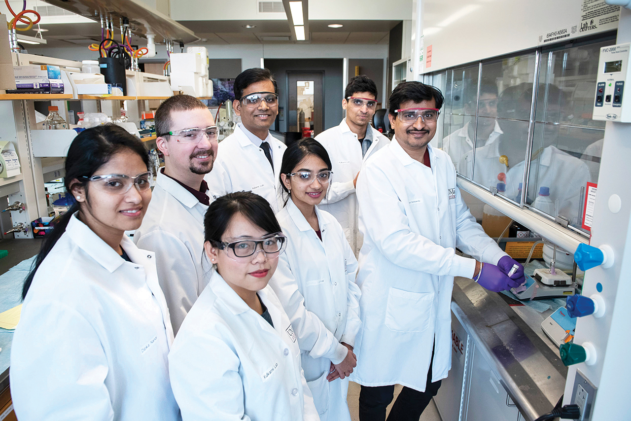 The Kulkarni Research Group's work on immune system modulation could lead to new treatments for cancer, diabetes, and more.