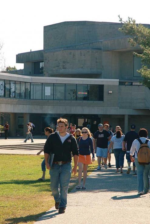 UMass Dartmouth - Campus | University of Massachusetts