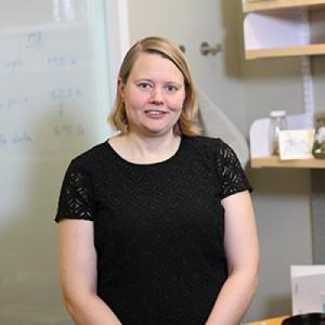Elinor Karlsson, PhD, Assistant Professor of Molecular Medicine