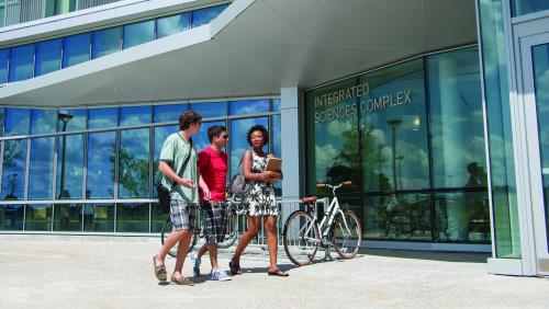 Integrated Sciences Complex at UMass Boston