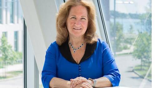 Chancellor Katherine Newman
