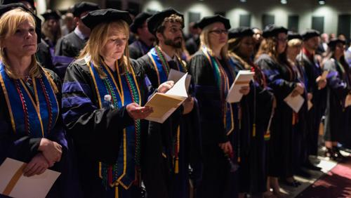 UMass Law graduates