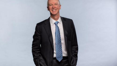 Chancellor Mark Fuller